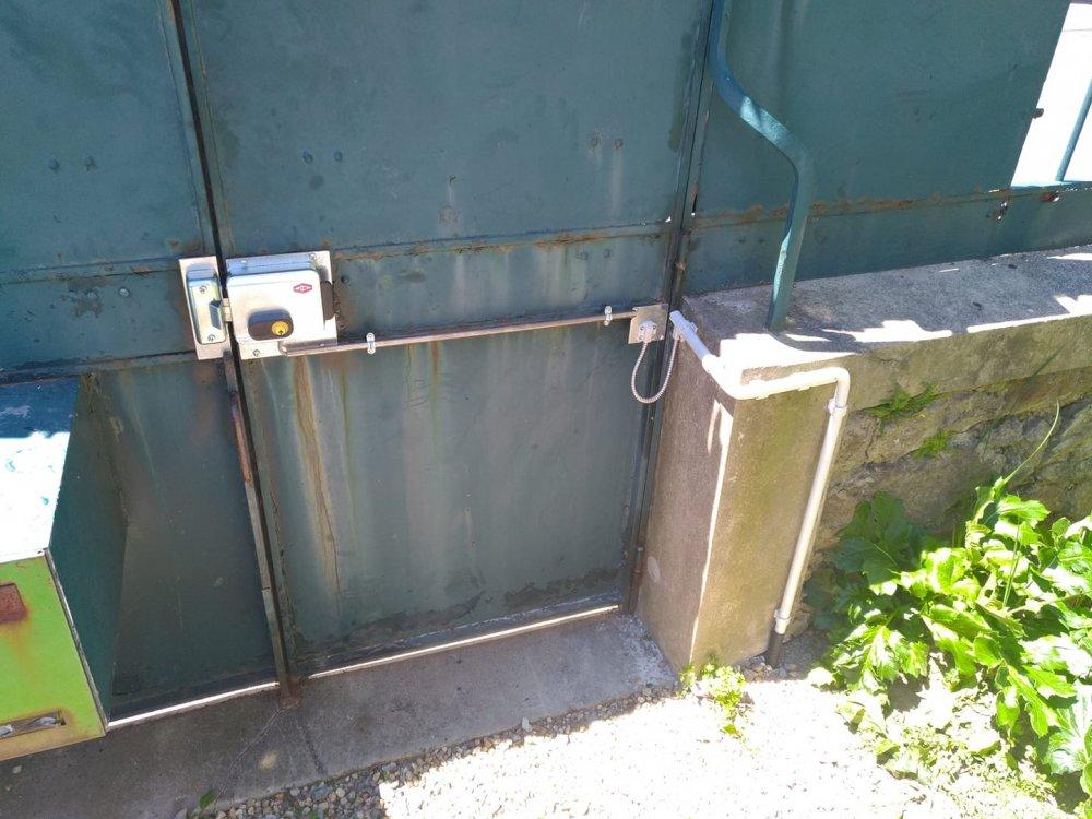 Pose serrure électrique Saint-Malo