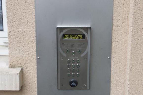 Interphone Saint-Malo