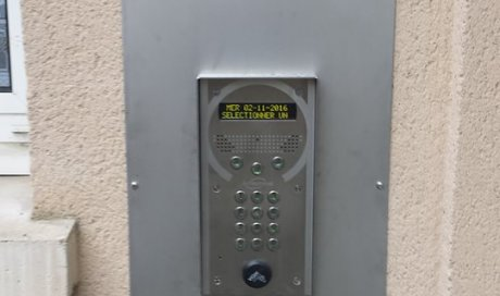 Interphone Saint-Malo